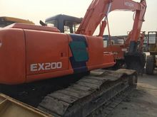 2016 CATERPILLAR EX200-3 tracke