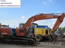 2010 HITACHI EX 200 tracked exc