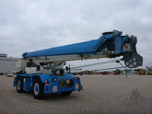2008 TEREX RT 350-1 mobile cran