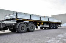 Used OZGUL flatbed s