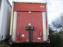 1999 SAMRO tilt semi-trailer