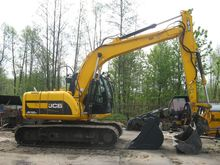 2011 JCB JS 130 LC tracked exca