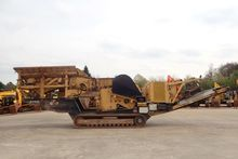 1999 GIPO ZB 1170 RV crushing p