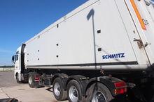 2005 SCHMITZ SAF tipper semi-tr