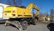 2005 HIDROMEK HMK 200 W2 wheel