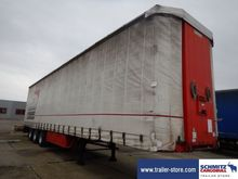 2002 LECI TRAILER Curtainsider