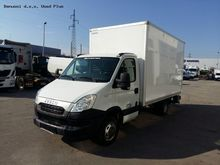 2012 IVECO Daily 35C15 closed b