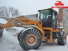 2013 HYUNDAI HSD SK765 wheel lo