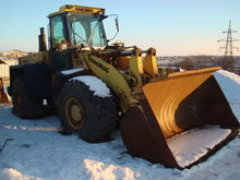 1996 HANOMAG wheel loader