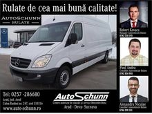 2013 MERCEDES-BENZ Sprinter 316