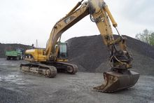 2006 CATERPILLAR 325 DL tracked