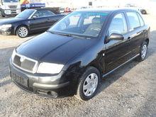 2007 Fabia, 1.4 l., hatchback p