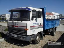 1995 NISSAN L .35 flatbed truck