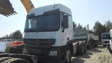 MERCEDES-BENZ Actros tractor un