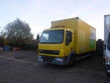 DAF LF45.150 closed box truck b