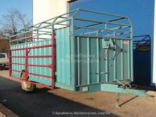 1998 Masson B 5000 livestock tr