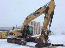 2007 CATERPILLAR 325DL tracked