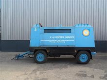 Used Atlas Copco XAS