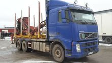 2009 VOLVO FH 440 6x4 timber tr