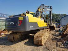 2014 VOLVO EC220DL 2014 tracked