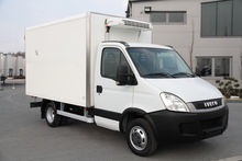2013 IVECO DAILY 35C13L REFRIGE
