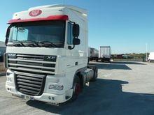 2011 DAF XF105 tractor unit