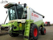 Used CLAAS Lexion 48