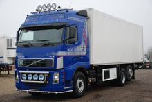 2004 VOLVO FH 460 refrigerated