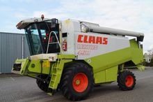 1997 CLAAS Lexion 450 combine-h
