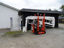 2015 Easy Lift R160 articulated