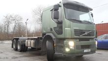 2008 VOLVO 6x4 chassis chassis
