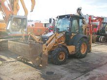 2007 CASE 580SR backhoe loader