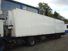 1994 KÖGEL refrigerated semi-tr