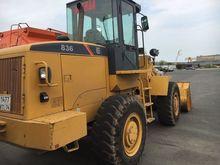 2016 LIUGONG 836L wheel loader
