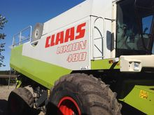 Used 1999 CLAAS Lexi