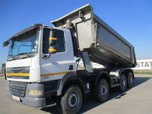 2008 DAF CF 85.410 dump truck