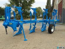 2015 RABE 2 reversible plough
