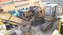 2013 HYUNDAI R220LC tracked exc