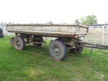 1989 FORTSCHRITT HW 60 tractor