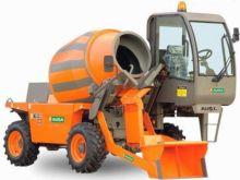 AUSA X 1100 RH concrete mixer t