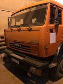 2009 KAMAZ 65115-62 concrete mi