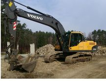 Used 2007 VOLVO EC24