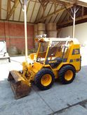 1999 JCB ROBOT 165 wheel loader
