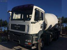 2008 MAN 35.400 concrete mixer