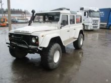 2007 LAND Rover Defender, 2.4 l