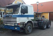 Used 1991 SCANIA 113