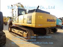 Used KOMATSU PC300-7