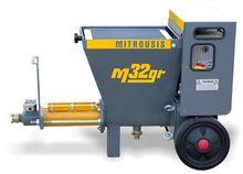 M32GR mitrousis plastering mach