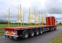 AMT ÅT400 timber semi-trailer