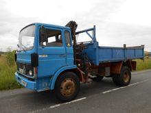 1978 RENAULT SAVIEM JP13 dump t